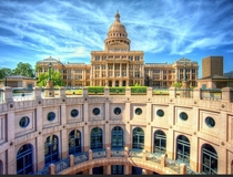 The Texas State Capital Building In Austin Texas Designed By Elijah E Myers