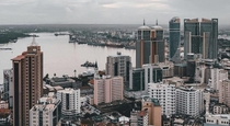 The th most populated city in Africa Dar Es Salaam Tanzania
