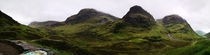 The Three Sisters Glencoe Scotland
