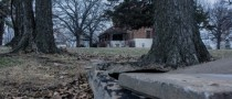 The Topeka State Hospital has been abandoned for  years