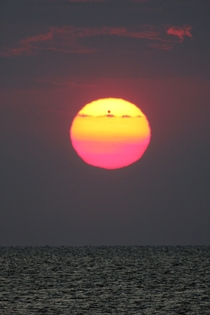The transit of Venus seen from the Black Sea Emil Ivanov