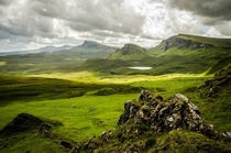 The Trotternish Ridge Skye