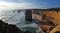 The Twelve Apostles Great Ocean Road Australia
