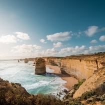 The Twelve Apostles Victoria Australia  Photographed by Cuba Gallery
