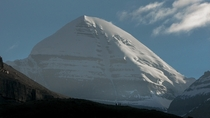 The Un-summited Mt Kailash Tibet China