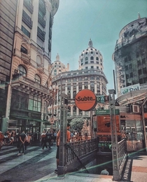The underrated Buenos Aires Argentina