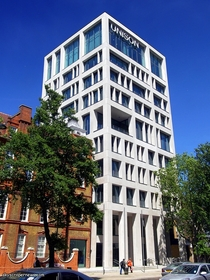 The UNISON Building Euston Road London by Squire amp Partners