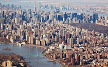 The Upper East Side and Midtown Manhattan NY