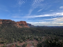 The vastness of Sedona AZ always gets me