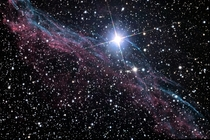 The Veil Nebula Witchs Broom Region