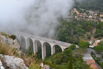 The Viaduct of Eze - Cote Dazur