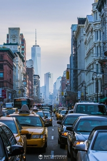 The View Down Sixth Ave - New York NY  xpost rpics