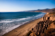 The View From Jalama Bluffs  by David Cantu