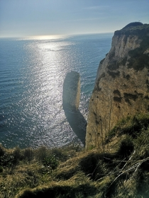 The view from Old Harry Rocks Dorset