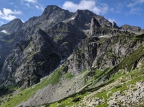 The view from probobly the most visited place in the Polish Tatras preatty clear why