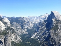 The view that changed my life Glacier Point