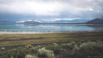 The Volcanic Beauty of Mono Lake CA