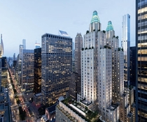 The Waldorf Astoria New York Image - LL