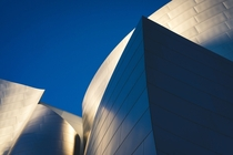 The Walt Disney Concert Hall Los Angeles