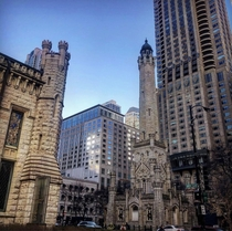 The Water Tower Chicago IL