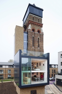 The Water Tower - London acr architects