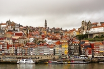 The waterfront in Porto Portugal  Photographed by CKTI