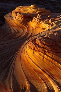 The Wave- Coyote Butte Arizona  by Joseph Rossbach