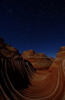 The Wave Coyote Buttes North Arizona USA  OC   X   IG thelightexplorer