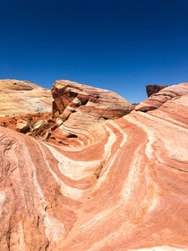The Wave - Valley of Fire State Park NV US