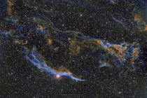 The Western Veil Nebula amp Pickerings Triangle