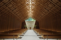 The Westin Miyako Kyoto  Chapel Renovation  KATORI archidesign associates