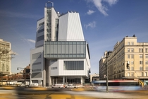 The Whitney Museum of American Art at Gansevoort Gansevoort Street New York City New York