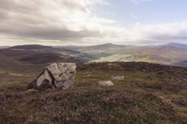 The Wicklow Mountains Ireland
