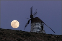 The Windmills Moon