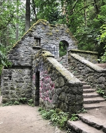 The Witchs Castle in Oregon
