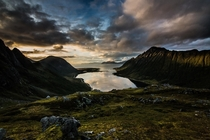The wondrous fjords of Lofoten Norway
