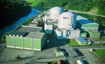 The world oldest still operating commercial nuclear power plant Benzau Powering Switzerland since