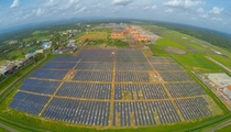 The worlds first fully solar-powered airport - Kochi India