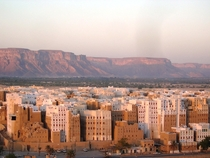 The Worlds First Skyscraper City Is Made of ClayShibam Town in Yemen