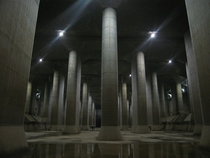 The Worlds Largest Underground flood Diversion Facility