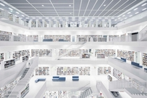 The worlds most beautiful libraries captured by Thibaud Poirier x