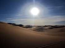 The worlds third largest desert The Sahara Morocco