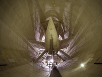 The  x  Wind Tunnel at Langley