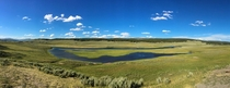 The Yellowstone Plains