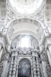 Theatine Church Munich Germany by Agostino Barelli