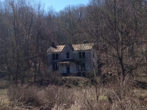 There are plenty of abandoned buildings deep in southern Ohio The inside of this house is grand