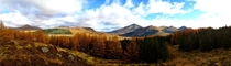 There is no better time to hike the West Highland Way Scotland than in the fall