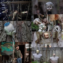 Theres a place in Kentucky known as The Home for Wayward Babydolls The man who started it said its a sanctuary built for discarded dolls to live out their end days