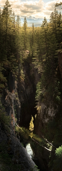 Theres more to the Rockies than just banff Maligne Canyon Jasper National Park