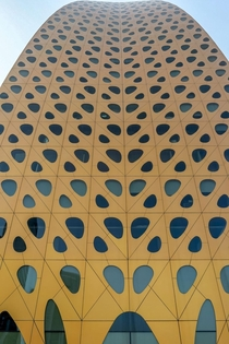 These Windows of Liwa Tower Abu Dhabi UAE